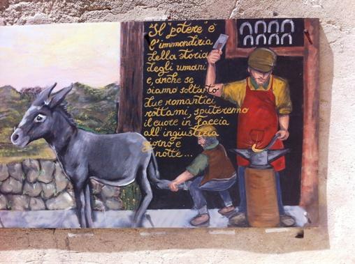 il-murales-con-i-versi-di-guccini