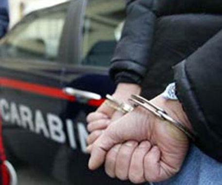 Trento, arresto da parte dei carabinieri
