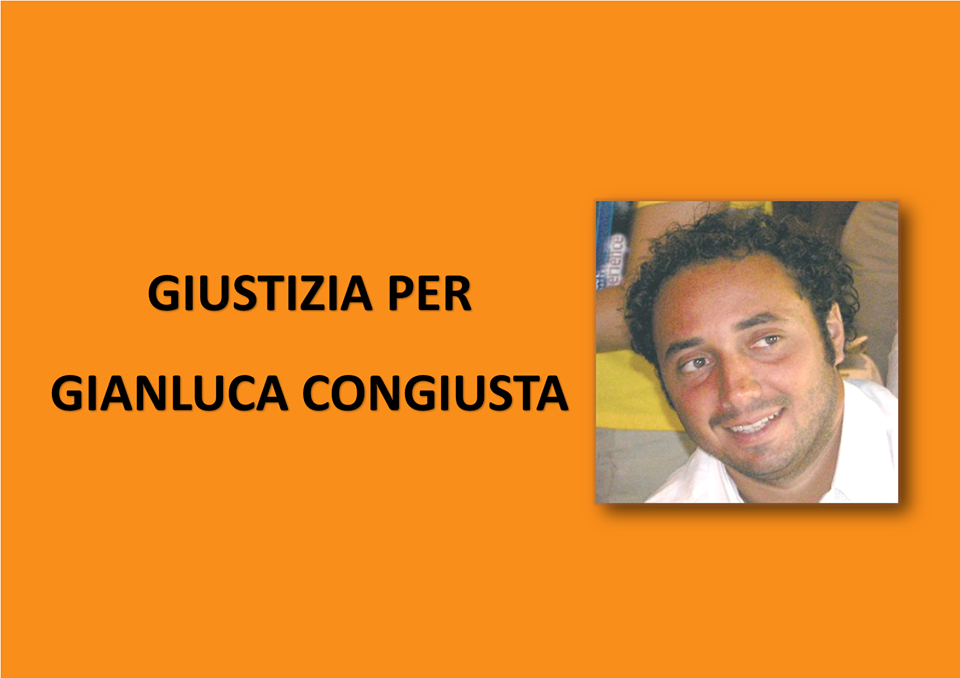 giustizia per Gianluca